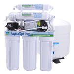 Система обратного осмоса AquaSpring AS-600p LUX
